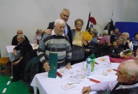 50. házassági évforduló- Oláh