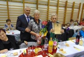 50. házassági évforduló- Szabó